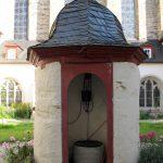 Das historische Brunnenhaus
