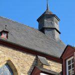 Dachreiter über dem Chor