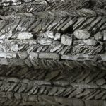 geschichtetes Mauerwerk
