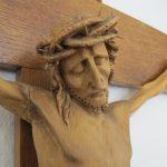 Kreuz in der Michaelskapelle