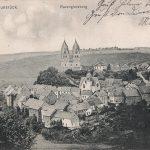 Ortsansicht von Südwesten; am 20.11.1908 postalisch gelaufen; mehrfach überliefert