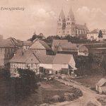 Ortsansicht von Südwesten; ungelaufen, aber mit 14.09.1911 datiert