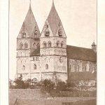 Ansicht des Hunsrückdoms; herausgegeben vom Hunsrücker Dombau-Verein, daher um 1913 entstanden