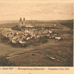 Ortsansicht von Südwesten; am 25.11.1926 postalisch gelaufen